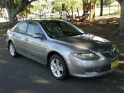2005 Mazda 6 GG 05 Upgrade Classic Grey 5 Speed Auto Activematic Sedan Concord Canada Bay Area Preview