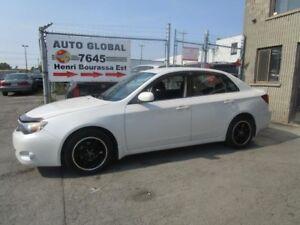 Subaru Impreza 4P, AUT AC, MAGS, AWD,, TRÈS TRÈS PROPRE!  2010