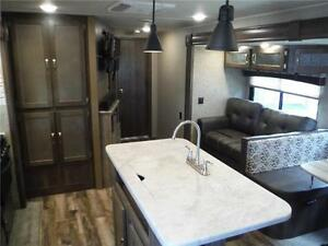 2017 Puma 32FBIS 2 bedroom Travel Trailer with Outside kitchen Stratford Kitchener Area image 5