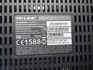Wireless Router TP-Link