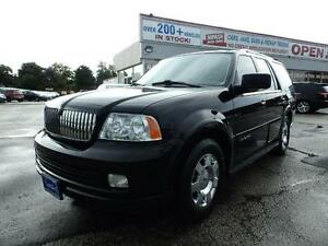 2005 Lincoln Navigator Ultimate 4x4 DVD 7 PASSENGER CERTIFIED