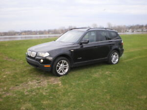 BMW X3 2010 Xdrive 3.0L AUTOMATIQUE 149 005 KM PROPRE