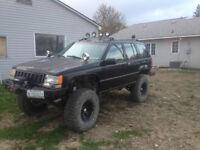1994 Jeep Grand Cherokee SUV, Crossover