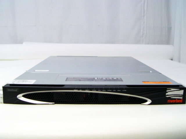 Riverbed Steelhead 1UABA Application Accelerator Server SHA-01050-L