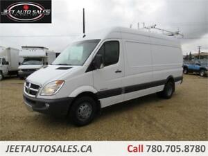 2009 Dodge Sprinter 3500 3.0L Diesel, Dually, Ladder Rack Clean
