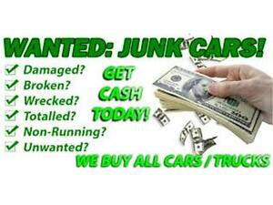 WE PAY CASH ON THE SPOT FOR CARS OR TRUCKS CLUNKER OR NOT!! Edmonton Edmonton Area image 11