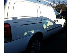 2009 Chevrolet Uplander  VAN WORK READY SHELVES | ROOF RACK Oakville / Halton Region Toronto (GTA) image 12