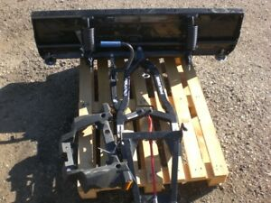 """Polaris 52"""" Snow Plow Only missing the mounting kit"""