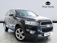 2012 CHEVROLET CAPTIVA DIESEL ESTATE
