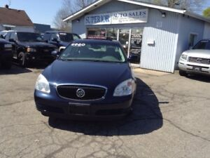 2007 Buick Lucerne V6 CXL Fully Certified! No accidents!