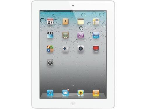 "Apple iPad 4 16 GB Flash Storage 9.7"" Tablet PC (Wi-Fi) iOS White"