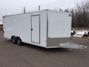 NEW 2018 XPRESS 8' x 20' ALUMINUM CARGO TRAILER