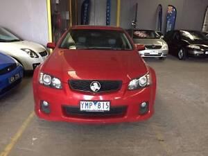 2011 Holden Commodore SS-V REDLINE Wagon Kingsville Maribyrnong Area Preview