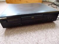 Sony Compact Disc Player CDP-M305
