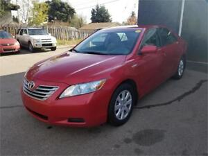 2007 Toyota Camry HYBRID ***One Owner***No Accidents***
