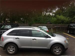 2010 Ford Edge SE, low kms, very clean,safety include in price