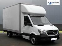 2015 Mercedes-Benz Sprinter 313 CDI Diesel white Manual