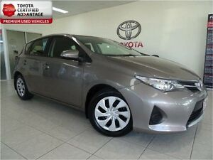 2015 Toyota Corolla ZRE182R Ascent Bronze 7 Speed CVT Auto Sequential Hatchback Westcourt Cairns City Preview