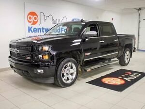 2015 Chevrolet Silverado 1500 LTZ! LEATHER, NAV, AND SUNROOF!!!