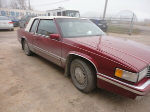 1992 Cadillac DeVille Coupe (2 door)