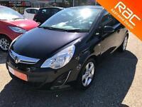 Vauxhall Corsa 1.2i 16v ( 85ps ) ( a/c ) 2012 SXI Petrol Manual 49,000 Miles