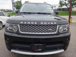 2011 Land Rover Range Rover Sport Autobiography Clean car proof