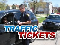 Red light ,Speeding and minor Provincial offences $199.00+HST""