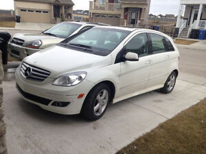2008 Mercedes B200 Hatchback for Exchange with 2009 or newer car