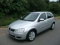 ONLY £30 PER YEAR ROAD TAX 2006 DIESEL 1246cc CORSA 5 DOOR