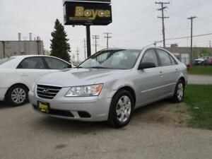 2010 HYUNDAI SONATA GL,HEATED SEATS, SAFETY&WARRANTY $5,950