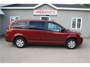 2010 Dodge Grand Caravan SE LOW KMS!