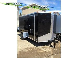 REMORQUE TRAILER FERMEE 6X12 SOUTH CARGO