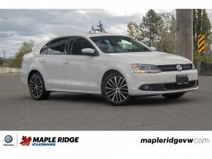 2013 Volkswagen Jetta Sedan Highline BC CAR, GREAT VALUE, GOOD C