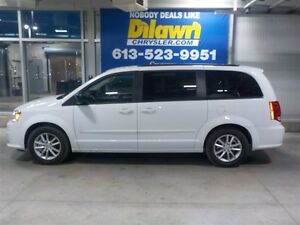 2016 Dodge Grand Caravan SXT PLUS DVD