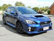 2014 Subaru WRX V1 MY15 Lineartronic AWD Blue 8 Speed Constant Variable Sedan Chermside Brisbane North East Preview