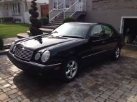 1999 Mercedes-Benz E 320-Series 4Matic Berline