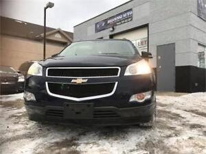 Private sale!! Safetied 2010 chevrolet traverse LT AWD 7seats
