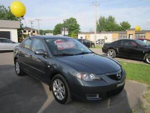 2008 Mazda Mazda3 GS AUTOMATIQUE TOUT EQUIPE MAGS FINANCEMENT