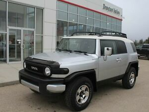 2008 Toyota FJ Cruiser Off Road Package