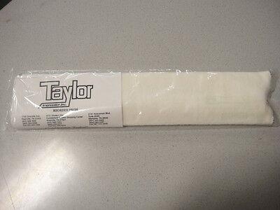 Taylor Impression Velour Form Dampening Cover