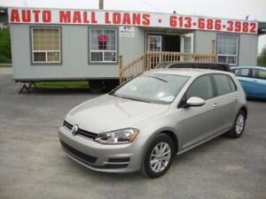 2016 Volkswagen Golf Trendline ** Pay Only $65 Weekly OAC **