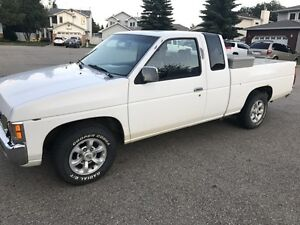 1996 Nissan Extended cab pick-up