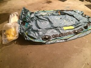 Sevylor Voyager V300 - 5 person inflatable boat - PRICE REDUCED! Strathcona County Edmonton Area image 2