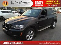 2012 BMW X5 35i NAVI BACKUP CAM PANOROOF 90 DAY NO PAYMENTS
