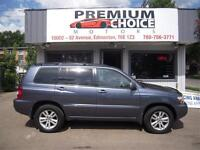 2007 Toyota Highlander Hybrid 4WD, MINT! FINANCE AVAILABLE!!!