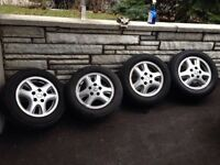 ORIGINAL LEXUS TOYOTA SCION 15 inch wheels RARE MADE IN JAPAN