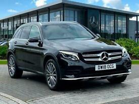 image for 2018 Mercedes-Benz GLC Glc 250D 4Matic Amg Line Prem Plus 5Dr 9G-Tronic Auto Est