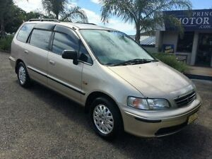 1999 Honda Odyssey EXi Gold 4 Speed Automatic Springwood Blue Mountains Preview