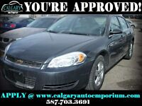 2008 Chevrolet Impala $99 DOWN EVERYONE APPROVED