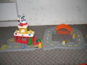 Aeroport Fisher Price Little People